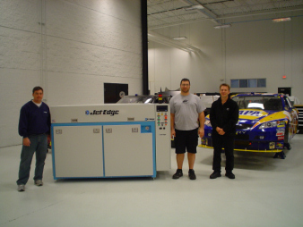 MWR Speeds Up Waterjet Cutting with Jet Edge X-Stream Waterjet Pump