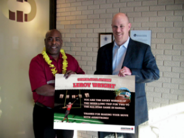 Armstrong Promotional Grand Prize Winner