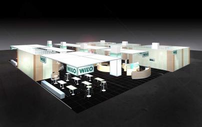 Wilo: Innovationsfeuerwerk zur ISH 2009 in Frankfurt