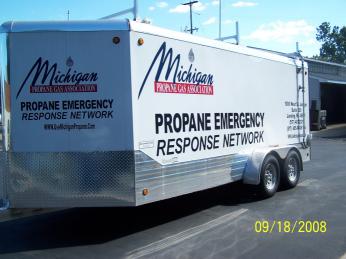 Blackmer Supplies Equipment For MPGA'S Propane Emergency Response Network