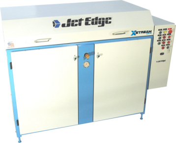 Jet Edge Introduces Waterjet Intensifier Pump