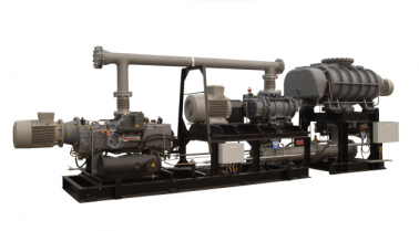 Edwards Wins Order for World's Largest Dry Mechanical Vacuum Pumping System