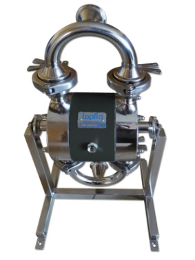 Newly Developed Pump for Sterile Applications
