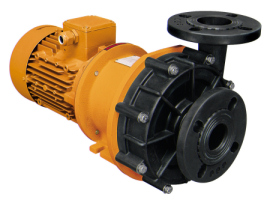 Wilden T-Mag Mag-Drive Pumps Ideal for Caustic Recirculation in Metal Plating Industry