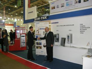 Swedish Drive Solutions Introduced in Turkey Through New Emotron Partner