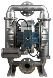Wilden H800 High Pressure Pumps Meet the Challenges of Ceramic-Slip Transfer