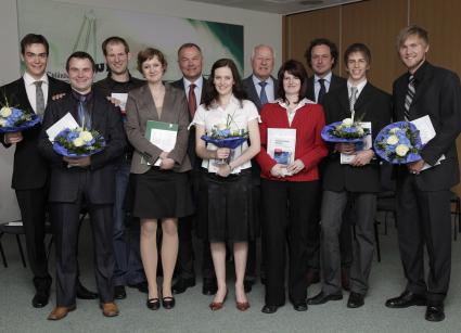 Förderpreise für Gebäudeenergietechnik vergeben