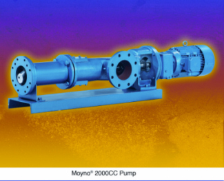 Moyno 2000 CC Pump Offers Versatility and Cost-Efficiency
