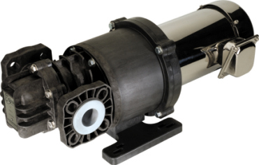 Eclipse 125: Non-Metalic Sealless Gear Pump