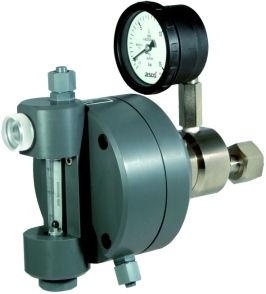 Chlorine Gas Vacuum Regulators C 2213 and C 2214 – All Around Safety