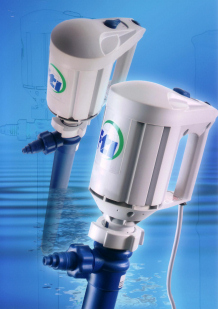 Powerful New Motors for Portable Drum Emptying Pumps