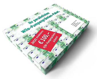 """""""Wilo-Pumpenprämien-Paket"""" für das SHK-Fachhandwerk"""
