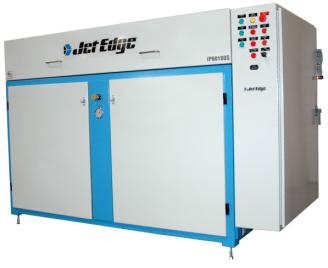 Low Cost 100HP Waterjet Intensifier Pump Introduced by Jet Edge