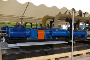 Colfax liefert Pumpen im Wert von zwei Mio. $ für neue Öl-Pipeline in Gabun