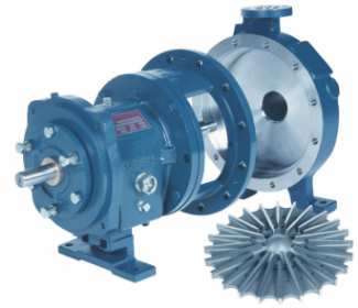 Griswold's Model 811LF ANSI Pump Solves Problems Inherent In Low-Flow Applications