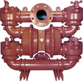 Wilden PX20 Original Metal Pumps Handle Larger Solids