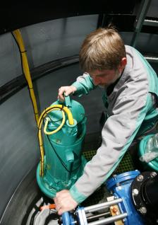 Wilo-Schachtpumpstationen sorgen für optimale Druckentwässerung auch in der Hochsaison