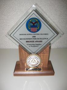 Blackmer Earns Excellence Bronze Award from DSCC