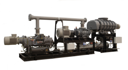 Edwards Installs Its First New Generation Steel Degassing System in India