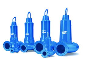 ABS Launches Submersible Sewage Pumps With Premium-Efficiency Motors