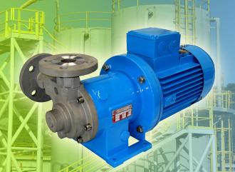 Mag-Drive Pumps Best Solution for Aggressive Liquids
