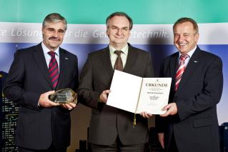 Auszeichnung für Wilo-Standort Oschersleben