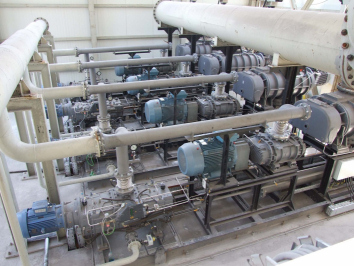 Edwards Wins Steel Degassing Order from Tenova Core