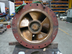 AxFlow Give 70-Year Old Drysdale Pumps a New Lease of Life
