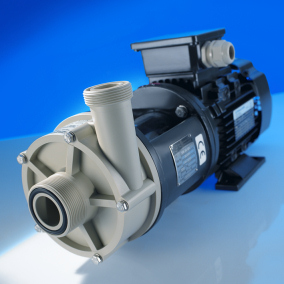ASV Stübbe Presents the New Thermoplastic Centrifugal Pump System SHB
