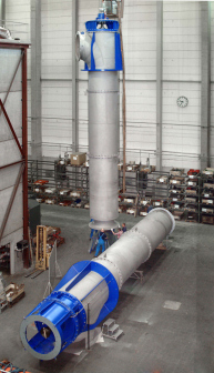 Cooling Water Pumps for Rotterdam Power Station