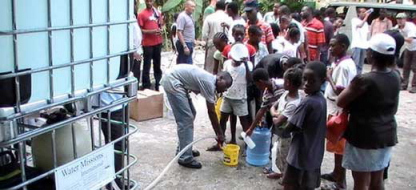 Grundfos Pumps Secures Clean Water for Thousands of People in Haiti
