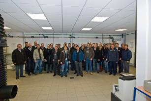 Vertreter von 15 Kommunen diskutierten im Jung Pumpen Forum