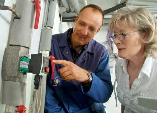 KfW-Pumpenprämie für Hocheffizienzpumpen läuft weiter