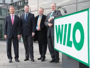 Wilo und BHKS unterzeichnen Haftungsübernahmevereinbarung