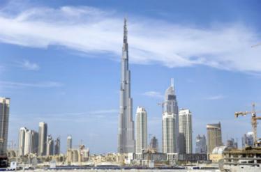 Burj Khalifa: A Towering Achievment