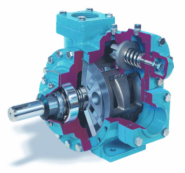 XL Series Sliding Vane Pumps Offer High-Level Performance In Lube-Plant Applications