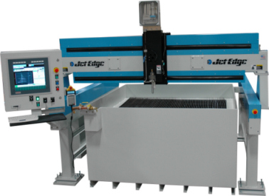Water Jet Cutting Machine Cuts Virtually Any Material