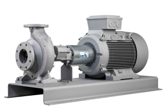 New Circulating Pumps for Heat Transfer Systems
