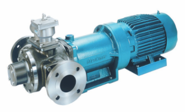SMVP Pumps Provide Seal-Less, Mag-Drive Design Advantages In Soap & Detergents Applications