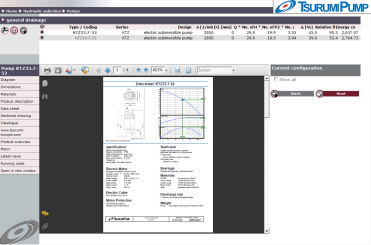 Tsurumi Optimizes Pump Sales with Spaix Selection Software
