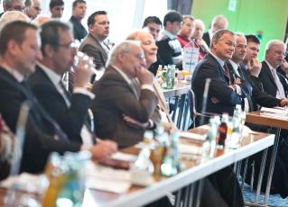 Wilo Planerkongress in Kooperation mit Fraunhofer-Gesellschaft und RWE in Berlin