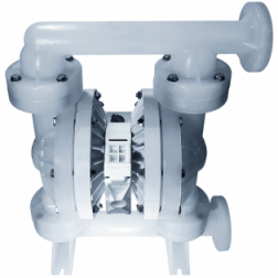 Wilden Advanced Series Plastic Air-Operated Double-Diaphragm Pumps