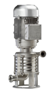 High-Pressure Pump for the Food and Beverage Industry