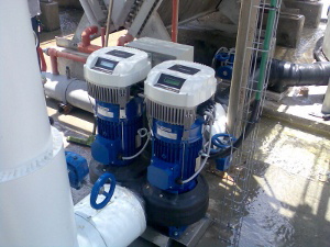 ITT Lowara Powers a Rapid Cooling System in Israel