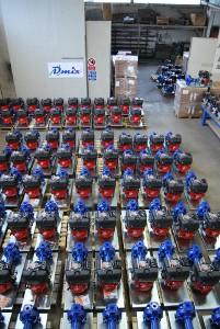 Lowara Pumps Used in Baghdad for Secure Water Supply