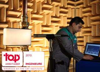 Wilo erhält erneut Auszeichung als Top-Arbeitgeber für Ingenieure