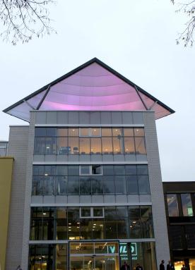 Zukunftstechnologien im inHaus2 in Duisburg