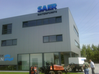 Saer Elettropompe Grows with Its Partners