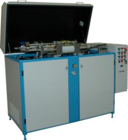 Jet Edge's iP60-50R Water Jet Intensifier Pump Features Redundant Intensifier Pump Design