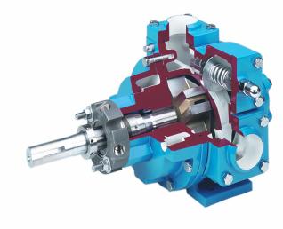 Sliding Vane Pumps Provide Efficient Product Transfer in Liquid-Storage Terminals
